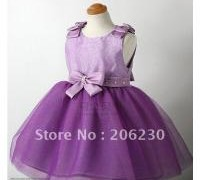 1-pcs-bow-purple-color-girl-s-dresses-children-girl-princess-lace-skirt-dress
