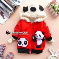 2012-autumn-male-child-panda-head-hat-style-three-dimensional-cartoon-big-sweatshirt-outerwear-baby-outerwear