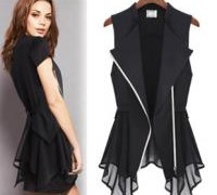2013-new-hot-selling-chiffon-vest-spring-women-s-slim-outerwear-vest-long-font-b-design