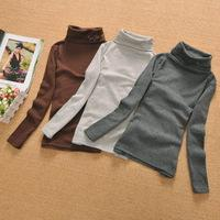 2013_spring_basic_turtleneck_t_shirt_female_long_sleeve_slim_all_match_candy_color_basic_shirt_multi_color.jpg_200x200