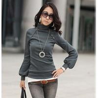 2014_new_fashion_plus_size_women_clothing_t_shirt_punk_sexy_tops_tee_clothes_t_shirt_sexy_high_collar_lantern_long_sleeve.jpg_200x200
