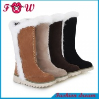 casual-shoes-new-sweet-flats-shoes-long-boots-4colors-big-size34-43-fur-tassel-winter-women