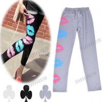 fashion-hot-korean-womens-lady-sexy-thin-red-lips-print-leggings-tights-pant-free-shipping-10034