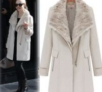 fashion-winter-fur-collar-thickening-thermal-british-style-long-design-woolen-overcoat-woolen-outerwear-female
