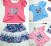 free-shipping-2013-fashion-new-arrival-cotton-2-sets-t-shirt-and-overskirt-the-children-s.jpg_350x350