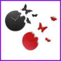 free-shipping-2013-new-home-3d-diy-butterfly-wall-clock-black-red-design-modern-style-time.jpg_120x120