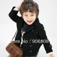 free-shipping-black-double-breasted-child-blazer-baby-outerwear-male-child-blazers-fashion-spring-thin-black_2