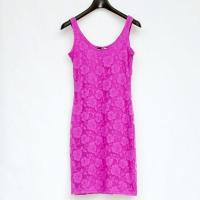 free-shipping-o-neck-cutout-elastic-double-layer-sleeveless-vest-basic-one-piece-dress-female-d905