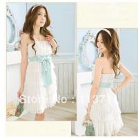 free-shipping-top-sale-charm-cake-laminated-tube-dress-chiffon-ribbon-dresses-skirt-drop-shipping-support