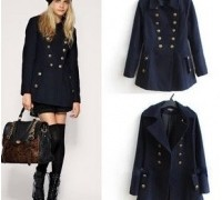 free_shipping_winter_outerwear_2013_womens_trench_woolen_outerwear_wool_coat_female_woolen_overcoat