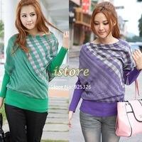 front_back_reversible_new_stylish_women_s_grid_stripe_batwing_sleeve_loose_knitted_sweater_knitwear_tops_7819.jpg_200x200
