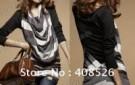 korea-women-s-2-pcs-turn-down-collar-stylish-top-long-sleeve-t-shirt-blouse-free