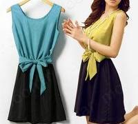 lady-slim-waist-casual-bowknot-dresses-summer-mini-dresses-free-shipping-e0739.jpg_200x200