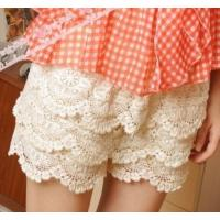 min-order-is-15-mix-order-free-shipping-patchwork-hollow-out-hook-flower-lace-wave-shorts
