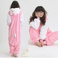 new-adult-pokemon-costume-white-sleeve-hello-kitty-cat-kigurumi-japen-pajamas-cosplay-sleepwear