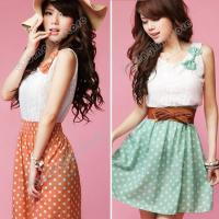new-fashion-font-b-women-s-b-font-clothing-sweet-lovely-lace-chiffon-polka-dot-casual