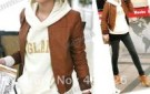 new-women-s-zipper-pu-leather-jacket-lady-coat-outerwear-two-color-tops-free-shipping-7385