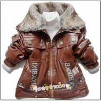 retail-baby-boys-leather-jacket-kids-thick-fleece-fur-collar-winter-coat-children-clothing-free-shipping