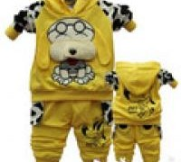 spotted-dog-baby-children-s-clothing-boy-girls-sport-suits-new-2013-4-color-black-blue.summ_