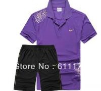 summer-sportswear-suit-male-authentic-t-shirt-shorts-sport-suit-silk-ice