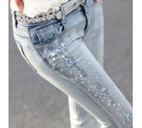 women-fashion-hot-beads-jeans-pants-high-street-woman-skinny-pants-jeans-elastic-pencil-pants-plus